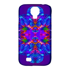 Abstract 5 Samsung Galaxy S4 Classic Hardshell Case (pc+silicone) by icarusismartdesigns