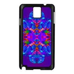 Abstract 5 Samsung Galaxy Note 3 N9005 Case (black) by icarusismartdesigns