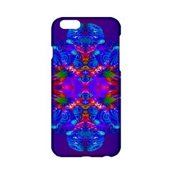 Abstract 5 Apple Iphone 6/6s Hardshell Case by icarusismartdesigns