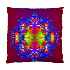 Abstract 6 Standard Cushion Case (one Side)  by icarusismartdesigns