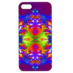 Abstract 6 Apple Iphone 5 Hardshell Case With Stand by icarusismartdesigns
