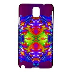 Abstract 6 Samsung Galaxy Note 3 N9005 Hardshell Case by icarusismartdesigns