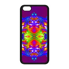 Abstract 6 Apple Iphone 5c Seamless Case (black) by icarusismartdesigns