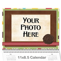 2016 Calendar Mix By Lisa Minor   Wall Calendar 11  X 8 5  (12 Months)   Tvkd71ig3cy0   Www Artscow Com Cover