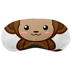 Kawaii Monkey Sleeping Masks by KawaiiKawaii