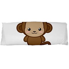 Kawaii Monkey Body Pillow Cases (Dakimakura)  by KawaiiKawaii