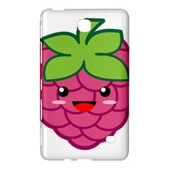Raspberry Samsung Galaxy Tab 4 (7 ) Hardshell Case
