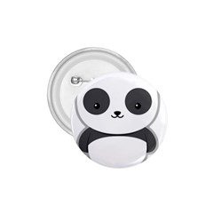 Kawaii Panda 1 75  Buttons by KawaiiKawaii