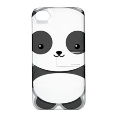 Kawaii Panda Apple Iphone 4/4s Hardshell Case With Stand by KawaiiKawaii
