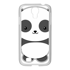 Kawaii Panda Samsung Galaxy S4 I9500/ I9505 Case (white) by KawaiiKawaii