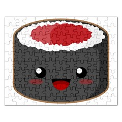 Kawaii Sushi Rectangular Jigsaw Puzzl by KawaiiKawaii