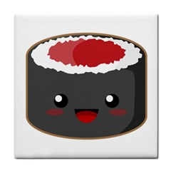 Kawaii Sushi Face Towel by KawaiiKawaii