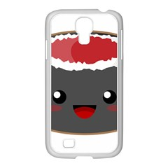 Kawaii Sushi Samsung GALAXY S4 I9500/ I9505 Case (White) by KawaiiKawaii
