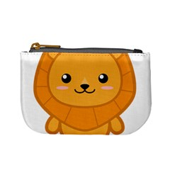 Kawaii Lion Mini Coin Purses by KawaiiKawaii