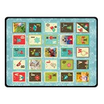 Double Sided Fleece Blanket (Small)