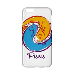 Pisces Star Sign Apple Iphone 6/6s Hardshell Case by theimagezone