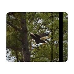 Bald Eagle Samsung Galaxy Tab Pro 8 4  Flip Case by timelessartoncanvas
