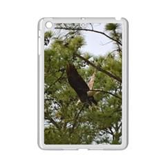 Bald Eagle 2 Ipad Mini 2 Enamel Coated Cases by timelessartoncanvas