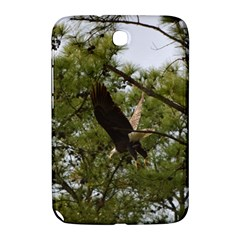 Bald Eagle 2 Samsung Galaxy Note 8 0 N5100 Hardshell Case  by timelessartoncanvas