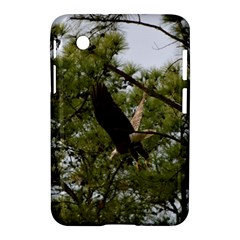 Bald Eagle 2 Samsung Galaxy Tab 2 (7 ) P3100 Hardshell Case  by timelessartoncanvas