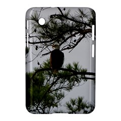 Bald Eagle 3 Samsung Galaxy Tab 2 (7 ) P3100 Hardshell Case  by timelessartoncanvas