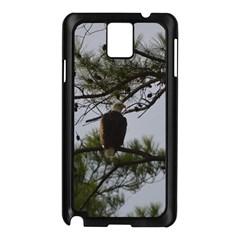 Bald Eagle 4 Samsung Galaxy Note 3 N9005 Case (black) by timelessartoncanvas