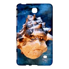 Sea Shell Spiral Samsung Galaxy Tab 4 (7 ) Hardshell Case  by timelessartoncanvas