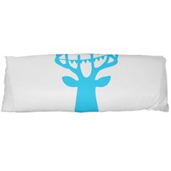 Party Deer With Bunting Body Pillow Cases (Dakimakura)  by CraftyLittleNodes