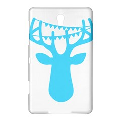 Party Deer With Bunting Samsung Galaxy Tab S (8.4 ) Hardshell Case  by CraftyLittleNodes
