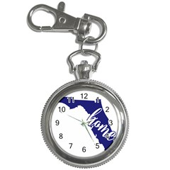 Florida Home  Key Chain Watches by CraftyLittleNodes