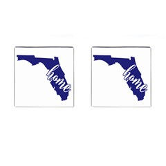 Florida Home  Cufflinks (square) by CraftyLittleNodes