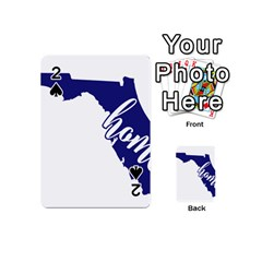 Florida Home  Playing Cards 54 (mini)