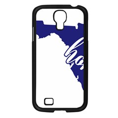 Florida Home  Samsung Galaxy S4 I9500/ I9505 Case (black) by CraftyLittleNodes