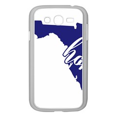 Florida Home  Samsung Galaxy Grand Duos I9082 Case (white) by CraftyLittleNodes