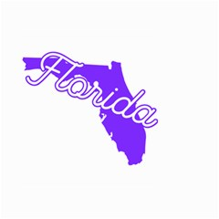 Florida Home State Pride Small Garden Flag (two Sides)