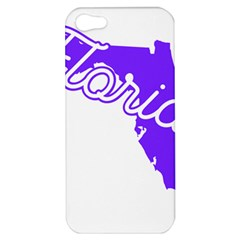 Florida Home State Pride Apple Iphone 5 Hardshell Case