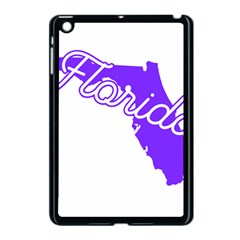 Florida Home State Pride Apple Ipad Mini Case (black) by CraftyLittleNodes