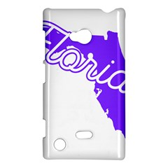 FLorida Home State Pride Nokia Lumia 720 by CraftyLittleNodes