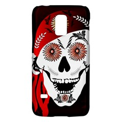 Funny Happy Skull Galaxy S5 Mini
