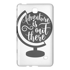 Adventure Is Out There Samsung Galaxy Tab 4 (7 ) Hardshell Case  by CraftyLittleNodes