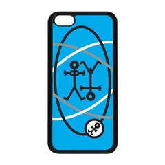 Life Icon  Apple Iphone 5c Seamless Case (black) by thisisnotme