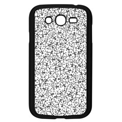 Crowd Icon Random Samsung Galaxy Grand DUOS I9082 Case (Black) by thisisnotme