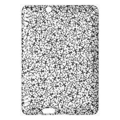 Crowd Icon Random Kindle Fire HDX Hardshell Case by thisisnotme