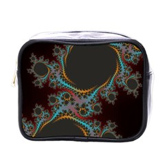 Dream In Fract Mini Toiletries Bags by digitaldivadesigns