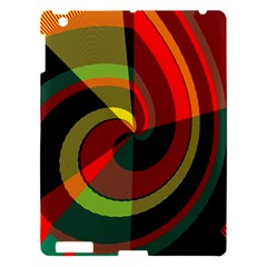 Spiral Apple Ipad 3/4 Hardshell Case by LalyLauraFLM