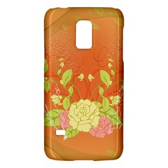 Beautiful Flowers In Soft Colors Galaxy S5 Mini by FantasyWorld7