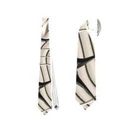 Ribbon Chaos 2  Neckties (two Side)
