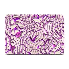 Ribbon Chaos 2 Lilac Plate Mats by ImpressiveMoments