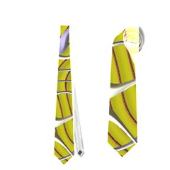 Ribbon Chaos 2 Yellow Neckties (one Side)