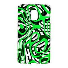 Ribbon Chaos Green Galaxy Note Edge by ImpressiveMoments